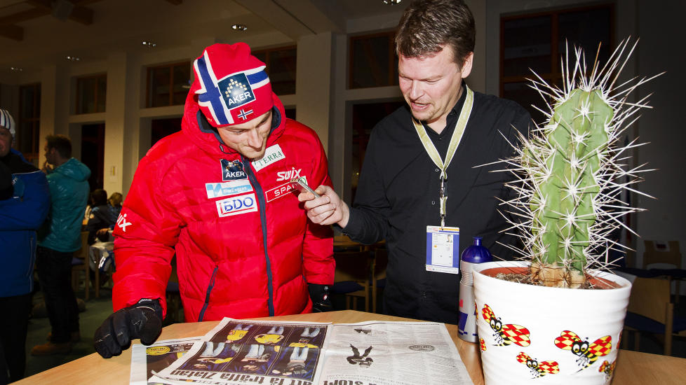 Петтер Нортуг / Petter Northug, Tour de Ski-2012 - Страница 2 978x
