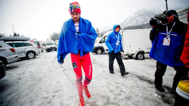 Петтер Нортуг / Petter Northug, Tour de Ski-2012 - Страница 5 729x