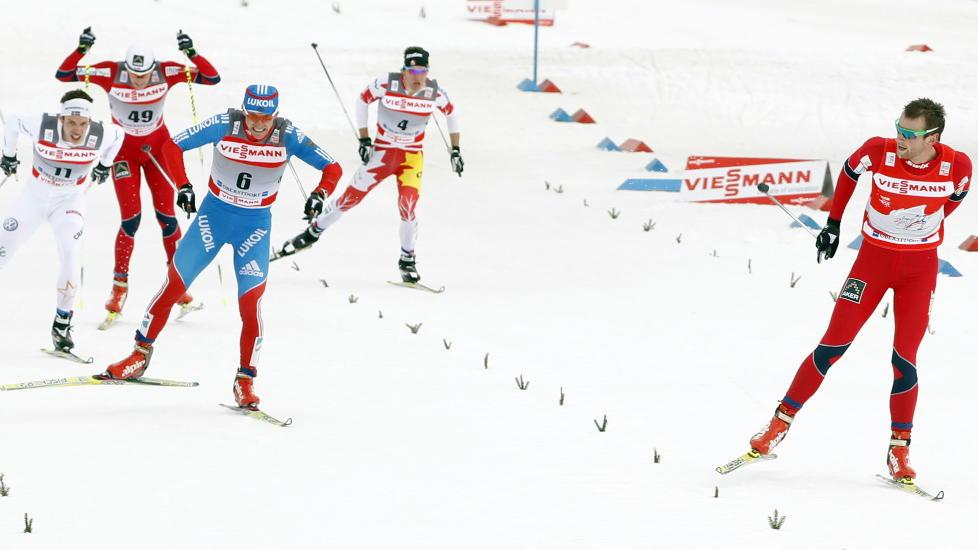 Петтер Нортуг / Petter Northug, Tour de Ski-2012 - Страница 6 978x