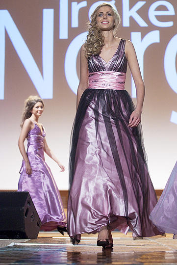 Breaking news - Froken Norge 2009 winners & runner-up 361x