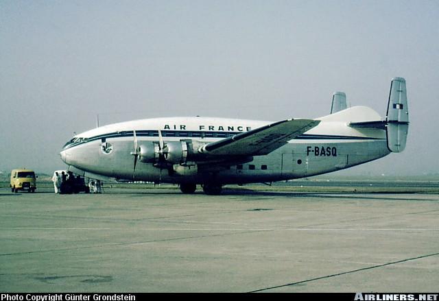AIR FRANCE Classique, AFRIQUE et MONDE - du DC-3 au B747 Br763_f-basq