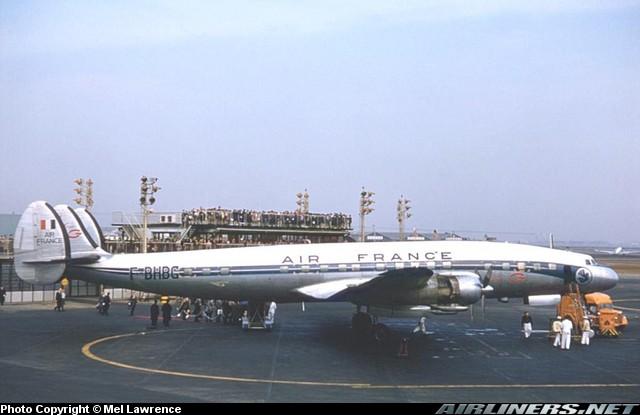 AIR FRANCE Classique, AFRIQUE et MONDE - du DC-3 au B747 Cons_r_m