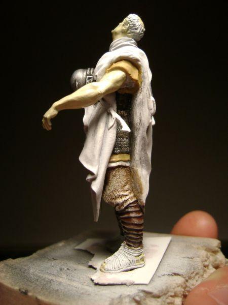 Légionnaire romain tenue d'hiver Dsc06106