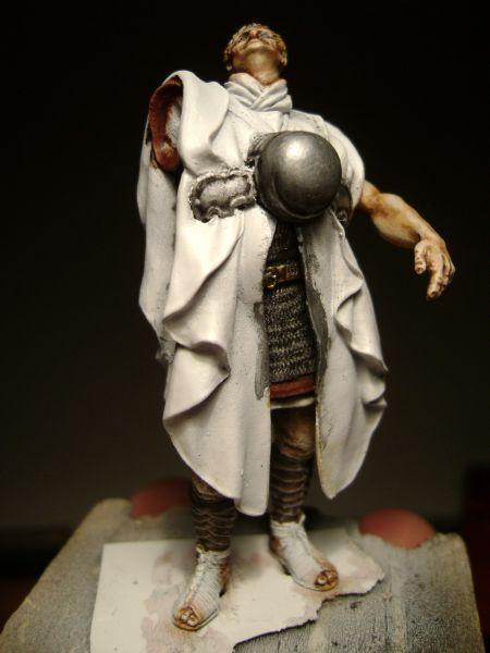 Légionnaire romain tenue d'hiver Dsc06133