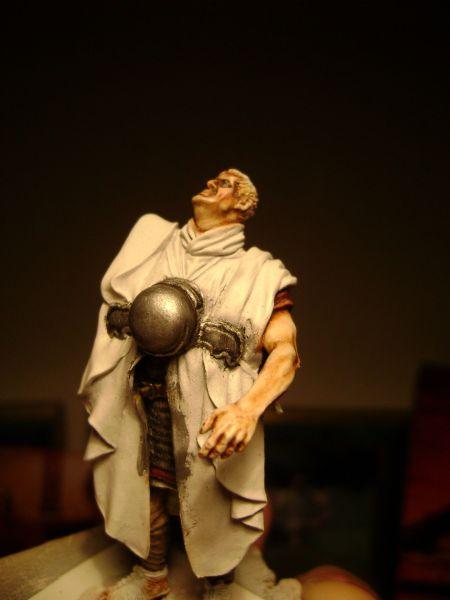 Légionnaire romain tenue d'hiver Dsc06134