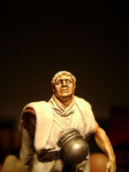 Légionnaire romain tenue d'hiver Dsc06138