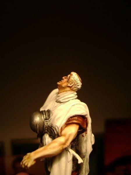 Légionnaire romain tenue d'hiver Dsc06142