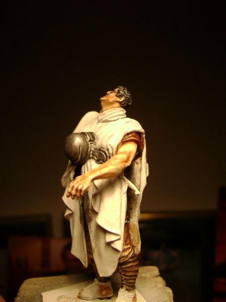 Légionnaire romain tenue d'hiver Dsc06155