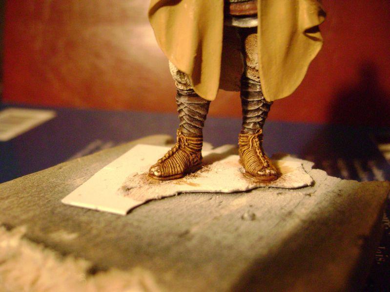 Légionnaire romain tenue d'hiver Dsc06194
