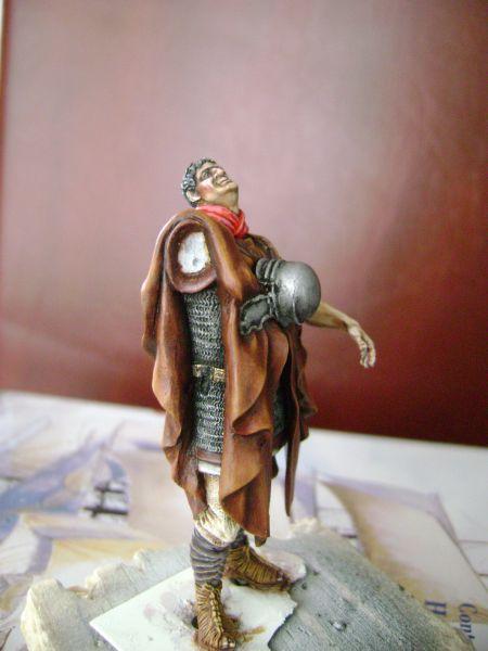 Légionnaire romain tenue d'hiver Dsc06240