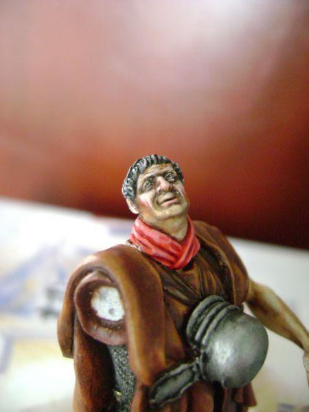 Légionnaire romain tenue d'hiver Dsc06248