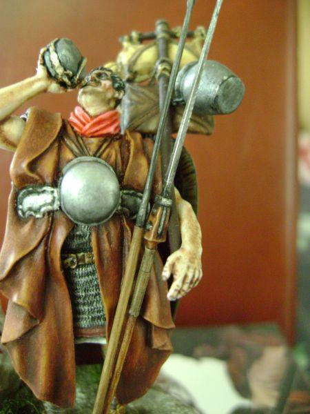 Légionnaire romain tenue d'hiver - Page 2 Dsc06354