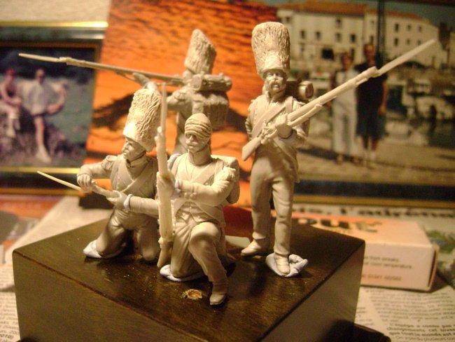 la vielle garde à waterloo Grenadiers3