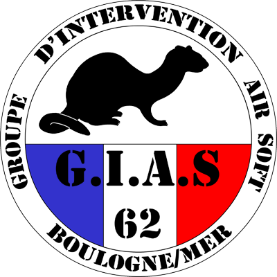 G.I.A.S 62 Logo