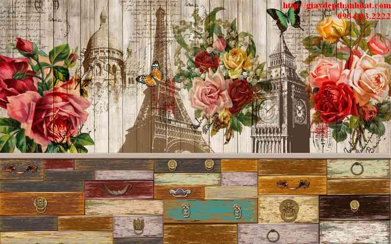 Trang trí cho quán cafe đẹp độc lạ với giấy dán tường Giay-dan-tuong-quan-cafe-146