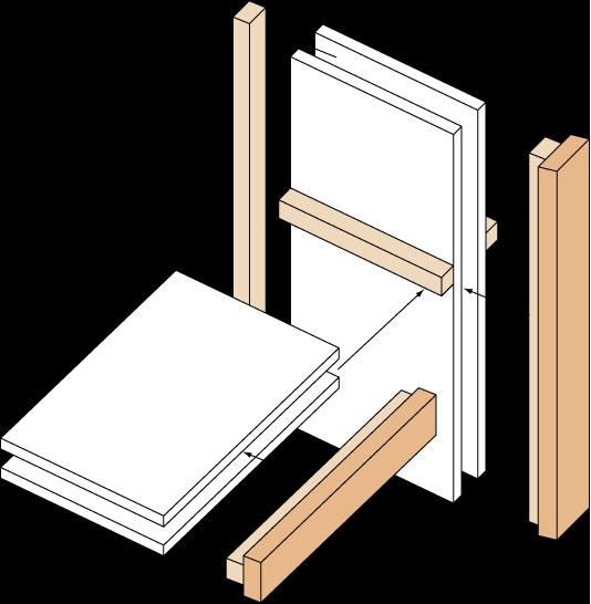Un mur bibliothèque  BiblioPlaco