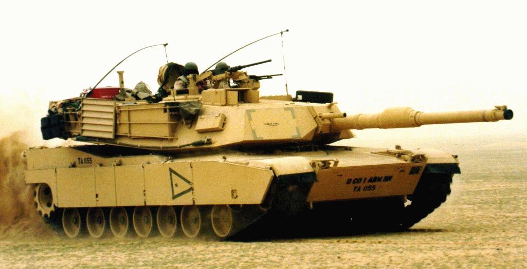 المسابقه الرمضانيه - القوات البرية - M1 Abrams A-tank