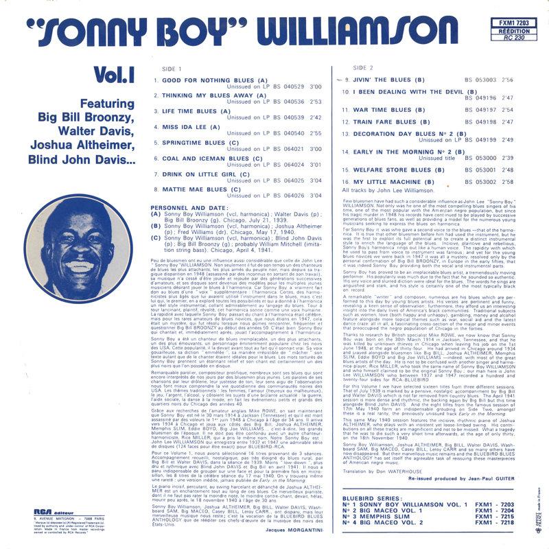 Mandrake a le cafard JohnLeeWilliamson-SonnyBoyWilliamsonVol1Back_zps3d41bf0d