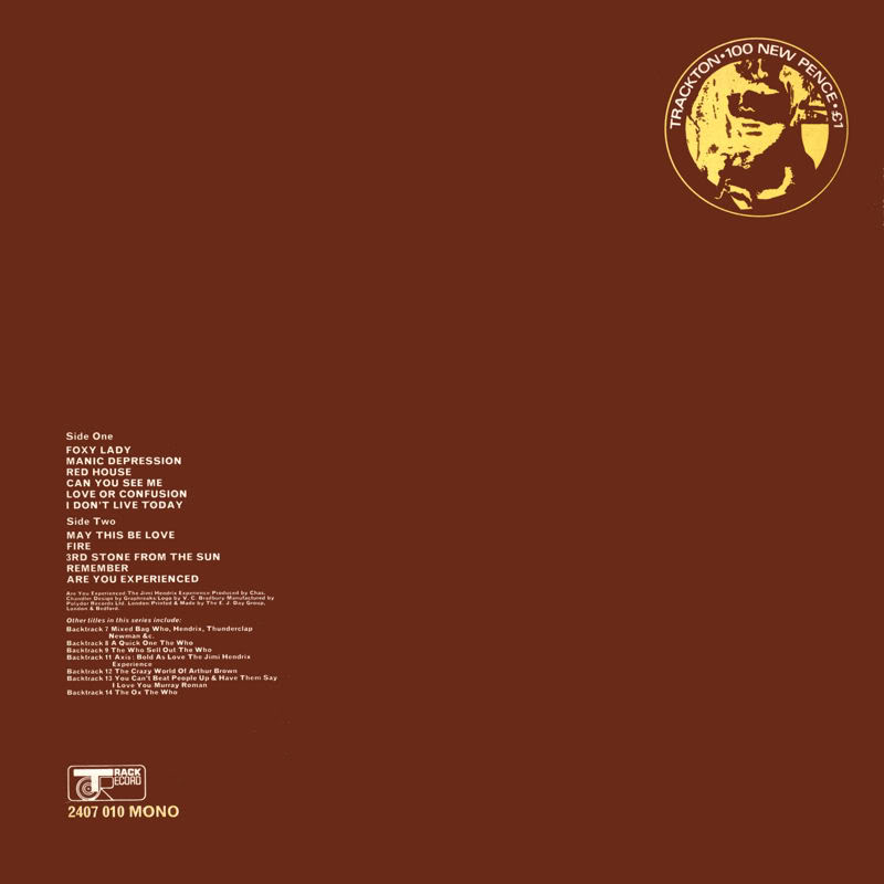 Discographie : Rééditions & Compilations AreYouExperienced-Backtrack10B