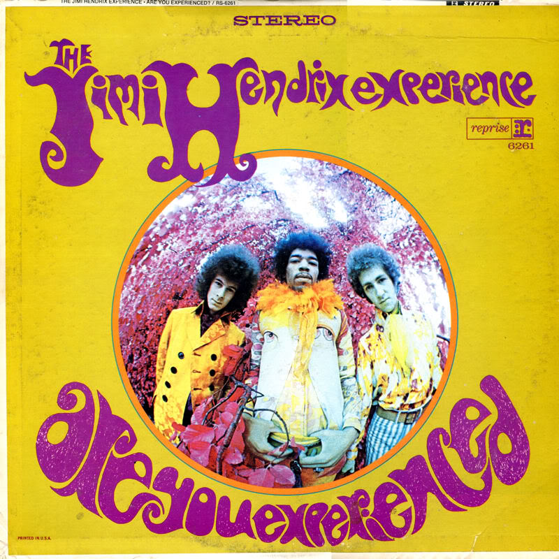 Are You Experienced (1967) AreYouExperiencedRS6261USAFront