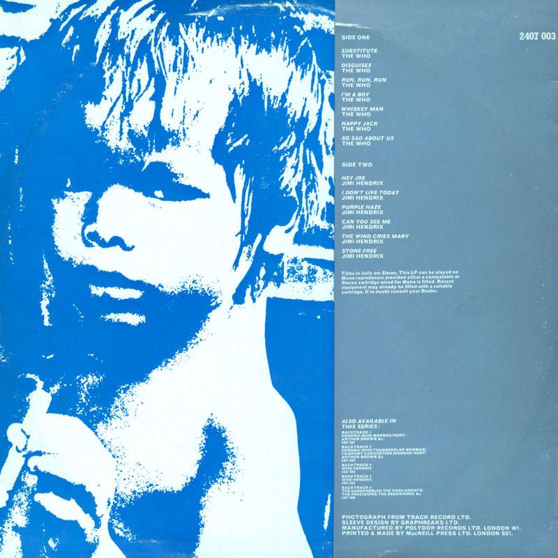 Discographie : Rééditions & Compilations Backtrack3Dos_zps162c1797