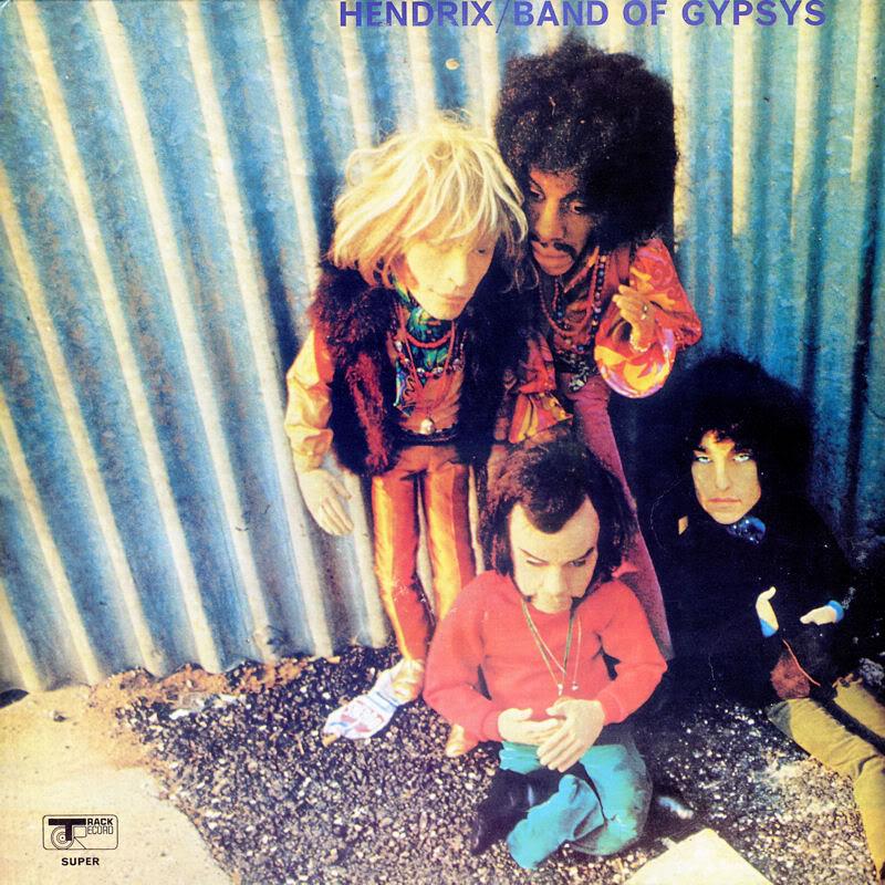 Band Of Gypsys (1970) BandOfGypsyspoupeFront
