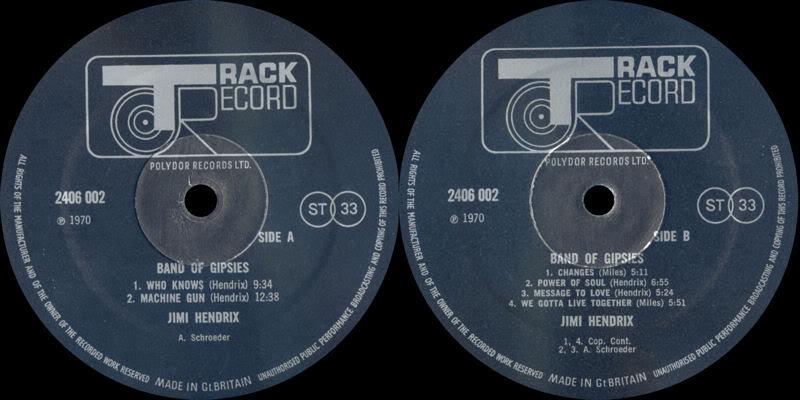 Band Of Gypsys (1970) BandOfGypsyspoupeLabel