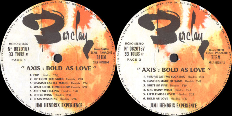 Discographie : Made in Barclay - Page 3 Barclay%200.820.167%20-%20Axis%20Bold%20As%20Love%20Label_zpsubwa51cp