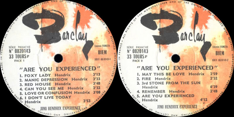 Discographie : Made in Barclay - Page 2 CoffretBarclayLabel1