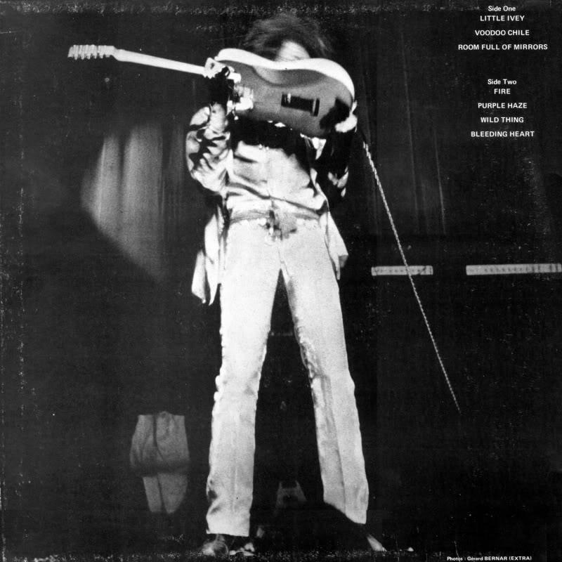 Londres (Royal Albert Hall) : 24 février 1969 Experiencemoreexperiencevol2intr-1