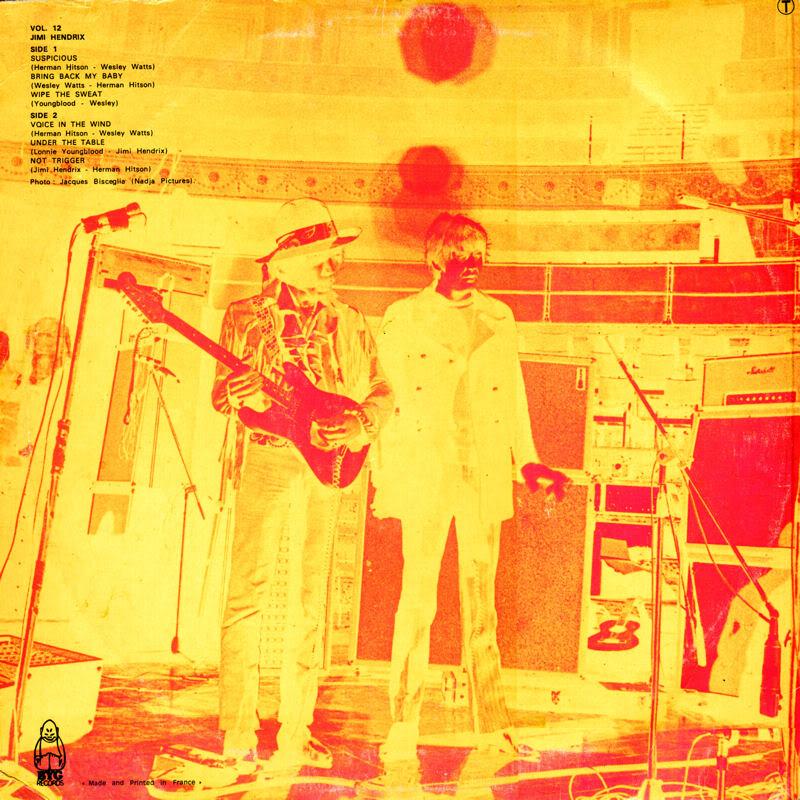Discographie : Enregistrements pré-Experience & Ed Chalpin  - Page 2 FaceandPlaceBack