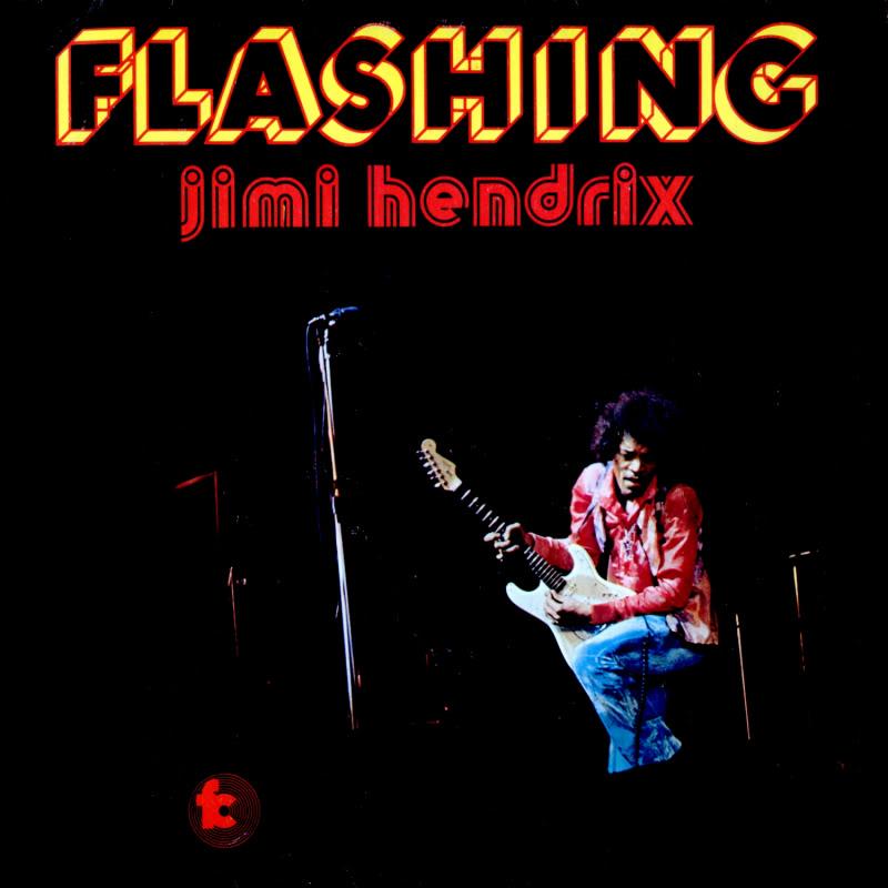 Discographie : Enregistrements pré-Experience & Ed Chalpin  - Page 2 FlashingFront