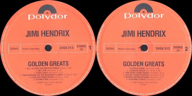 Discographie : Rééditions & Compilations - Page 5 GoldenGreatsLabel
