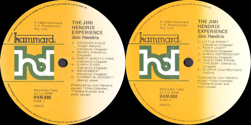Discographie : Rééditions & Compilations - Page 9 HammardHAM-098-TheJimiHendrixExperienceLabel2_zps59c06fc3