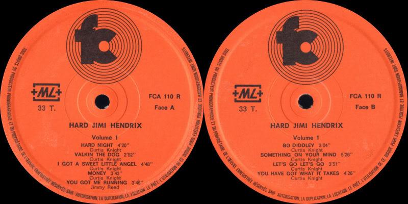 Discographie : Enregistrements pré-Experience & Ed Chalpin  - Page 2 Hardlabel