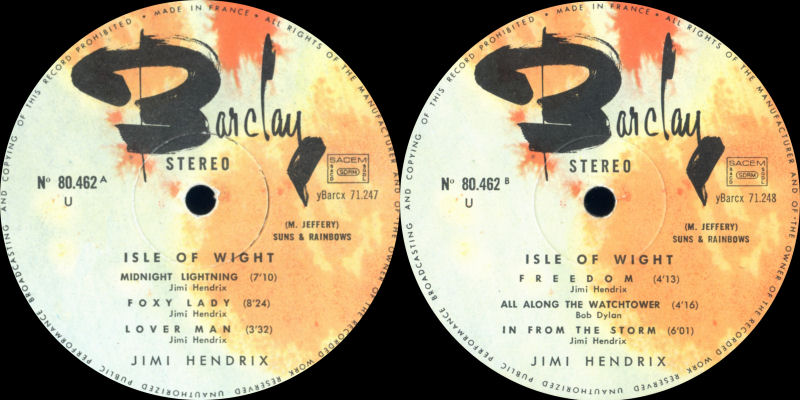 Discographie : Made in Barclay - Page 2 IsleofWightBarclayLabel_zpsaed9421c