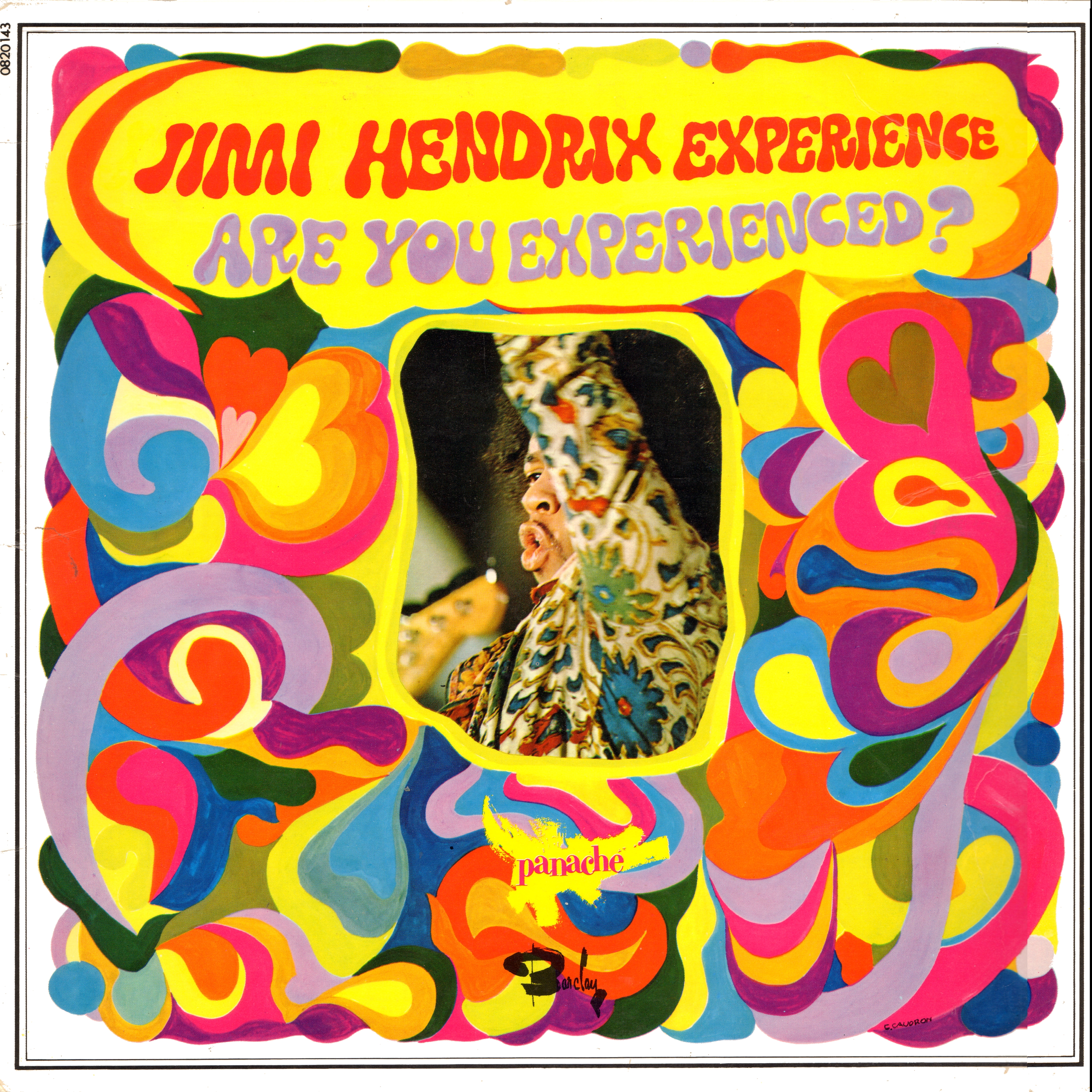 Discographie : Made in Barclay - Page 5 Jimi%20Hendrix%20-%20Are%20You%20Experienced%20-%20Barclay%20820143%20-%20Front%20France