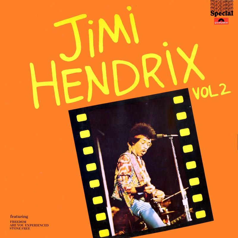 Discographie : Rééditions & Compilations JimiHendrixVol2A