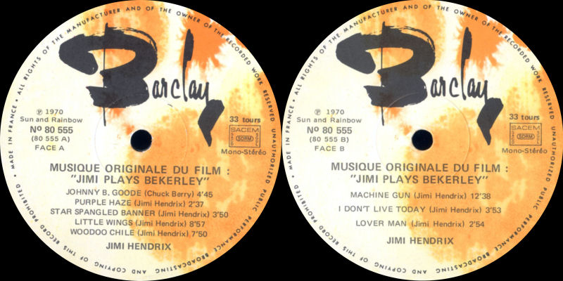 Discographie : Made in Barclay - Page 2 JimiPlaysBerkeleyBarclay80555Label_zpseb23fb5d