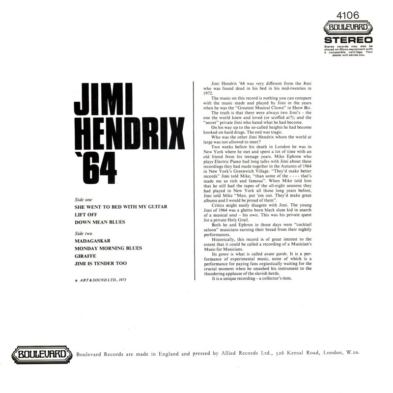 At His Best? (ATM 193-194) - The Mike Ephron Sessions  Jimihendrix64Back