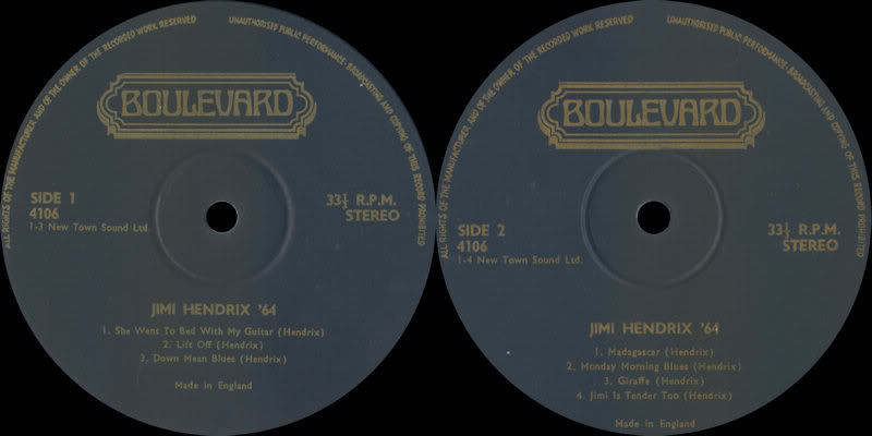 At His Best? (ATM 193-194) - The Mike Ephron Sessions  Jimihendrix64Label