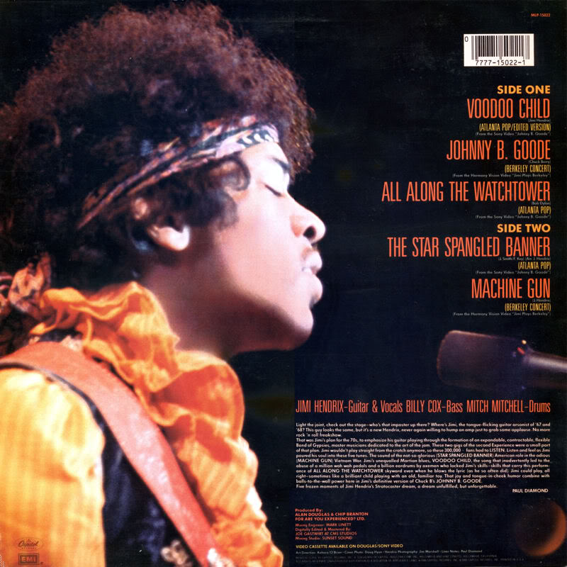 Discographie : Rééditions & Compilations - Page 3 JohnnyBGoodeBack