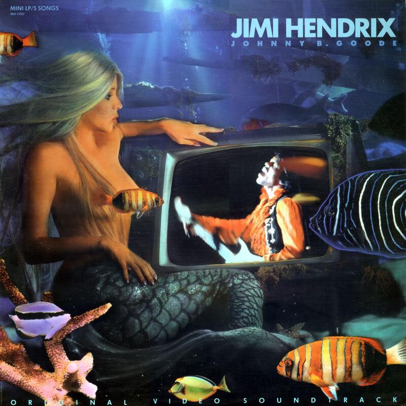 Discographie : Rééditions & Compilations JohnnyBGoodeFront