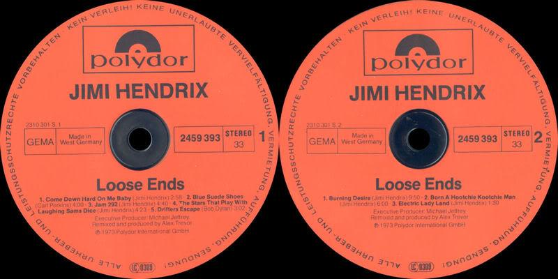 Loose Ends (1973) LooseEndsGermanyLabel