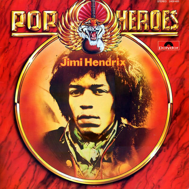 Discographie : Rééditions & Compilations Polydor2459405PopHeroesFront