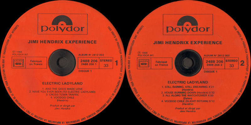 Discographie : Rééditions & Compilations - Page 9 Polydor2612002-ElectricLadyland-France1979Disque1FacesAD_zps43542ed6