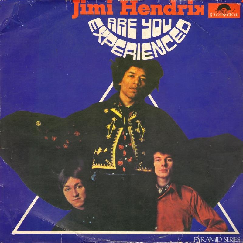 Discographie : Rééditions & Compilations Polydor612.001AreYouExperiencedFrontNewZealand