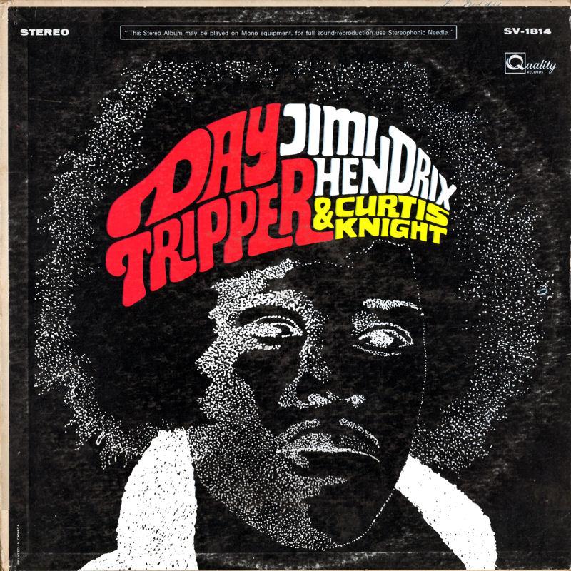 Discographie : Enregistrements pré-Experience & Ed Chalpin  - Page 7 QualitySV1814-DayTripperCanadaFront_zpsd3d90c60