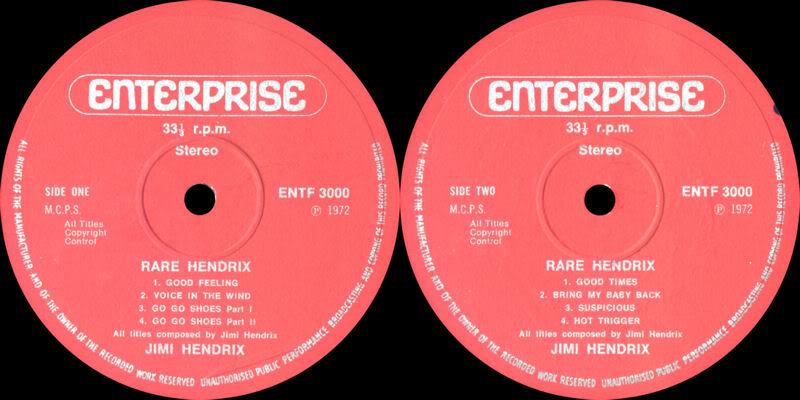 Discographie : Enregistrements pré-Experience & Ed Chalpin  - Page 3 RareHendrixLabel
