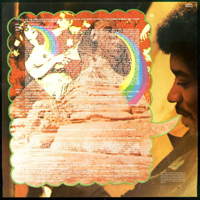 Discographie : Rééditions & Compilations - Page 5 RepriseK44159-RainbowBridgeInsidedroite